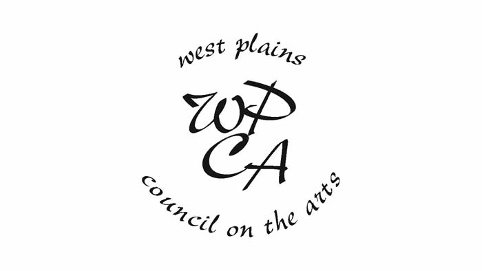 West Plains Council on the Arts logo